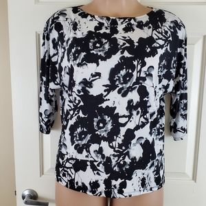 Laura Ashley Floral Top